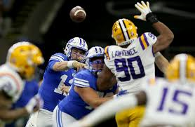 byu football three things we learned from the lsu game