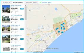 barefoot landing map myrtle estate search mls listed homes condos and land
