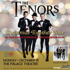 the tenors the palace theatre