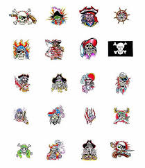 pirate tattoos what do they mean pirate tattoos designs
