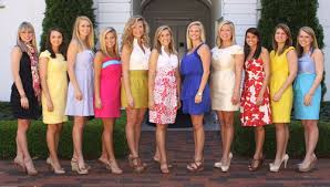 sorority formal dresses fashion survival guide