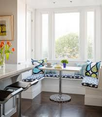 Kitchen Corner Table by Updated Kitchen Nook Types For Small Kitchenshome Design Styling