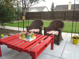furniture outstanding pallet outdoor seating vintage vinish