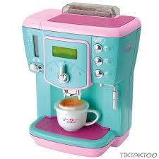 kaffeemaschine kinderküche kinder kaffeemaschine deluxe kaffeeautomat für kinderküche enie