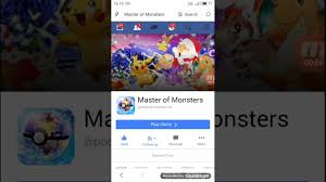 download master of monsters for android ios youtube