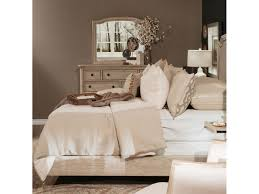 ashley demarlos upholstered panel bed mathis brothers furniture
