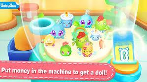 si e auto babybus baby panda s claw machine win dolls toys for app su play