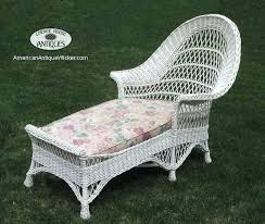 Wicker Chaise Lounge Wicker Chaise Lounge 3 Pcs Adjustable Resin Wicker Lounge Chair