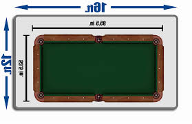 how much space is needed for a pool table awesome how much space do you need for a pool table ideas