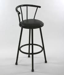 Black Swivel Bar Stool Black Swivel Bar Stool Bonners Furniture