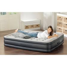 Inflatable Bed With Frame Dreamzone Air Mattresss