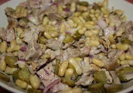 cuisiner des restes plage ou cuisine cuisiner les restes 2 salade de gigot d