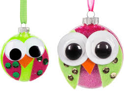 owl ornaments craft ideas