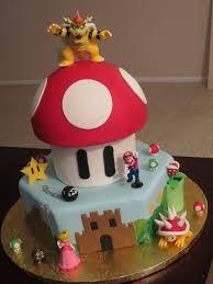 J U0027s Cakes Super Mario Bros Birthday Cake