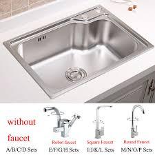 popular kitchen sinks 304 stainless steel buy cheap kitchen sinks