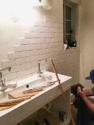 msrosalee com bathroom make over how to clean bathroom walls