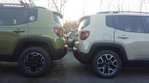 jeep renegade trailhawk lifted wheels and tire specs page 16 jeep renegade forum