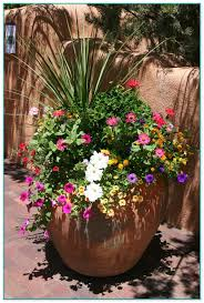 container flower gardening ideas 19