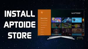 aptoide store apk install aptoide store on android tv devices