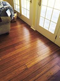 distressed wood floors golden amber and aged to perfection