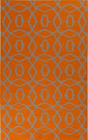 Grey And Orange Area Rug Impressive Clever Gray And Orange Area Rug Contemporary Ideas
