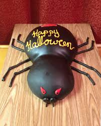 Spider Halloween Cake by Sugar Lump Cakes Holiday Cakes