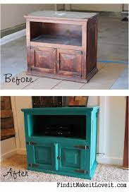 Repurposed Furniture Before And After by Diy Chalk Paint Find It Make It Love It