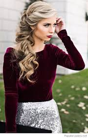 velvet blouse burgundy velvet blouse and silver glitter skirt