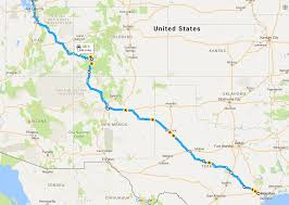 Map My Route Driving by Road Trip Houston To Seattle Mt Carrera Rennlist Porsche