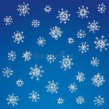 pencil drawing snowflake sketch stock vector image 63321947