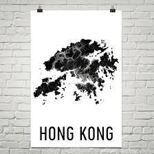 printable maps hong kong hong kong map map of hong kong hong kong art hong kong