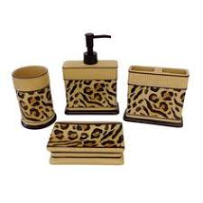 Better Homes And Gardens Bathroom Accessories Walmart Com by Zuma Zebra Bath Accessories Bath Accessories Bath And Girls