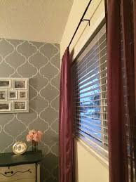 makeover edition window dressing install for my bedroom arts