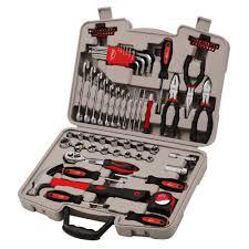 husky mechanics tool set 111 piece h111mts the home depot