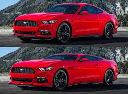 future ford future car renderings 2017 ford mustang mach 1 3 vert