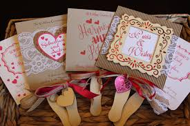 Fan Style Wedding Programs Wedding Program Fans Rustic Burlap And Lace Valentine U0027s Day