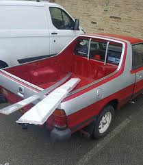 subaru brat for sale classic car fan gets new motor delivered from kent to aberdeen for