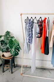 Diy Clothes Dryer Leaning Garment Rack Diy U2014 Designcomb