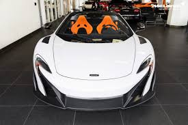 orange mclaren price mso white black orange mclaren 675lt for sale autoz
