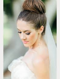 bridal hair bun the 25 best bridal bun ideas on wedding updo wedding