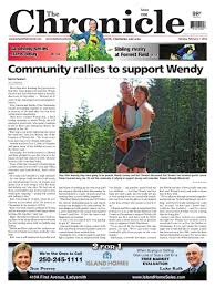 Wildfire Ladysmith Bc by February 7 2012 Ladysmith Chemainus Chronicle By Ladysmith