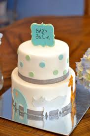 a baby boy shower lovely lucky life