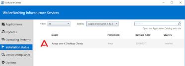 error 1327 invalid drive while installing or updating avaya wearenothing