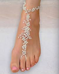 wedding barefoot sandals best 25 barefoot sandals wedding ideas on