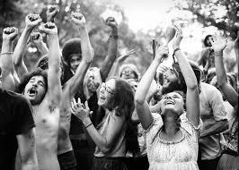 foto hippie figli dei fiori la cultura hippie