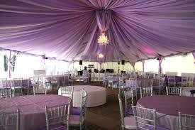 tenture plafond mariage décoration mariage voyage