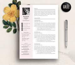 Free Word Resume Template 50 Creative Resume Templates You Won U0027t Believe Are Microsoft Word