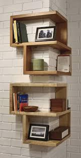Floating Wall Desk Desks Minimal Float Wall Desk Rift Oak Floating Bunk Beds And