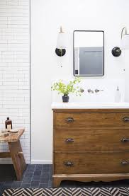 Small Bathroom Vanity With Drawers 176 Best Old Dressers U0026sideboardsturn Into Bathroom Vanity Images