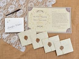 folding wedding invitations twelve30 creative wedding invitation